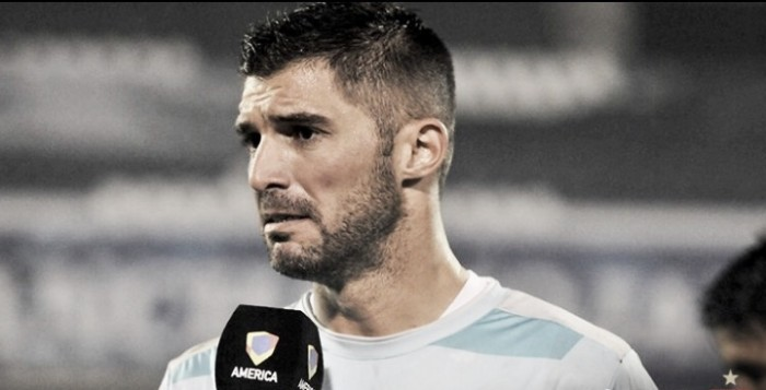 """Andújar: """"Tenemos que ganar la mayor cantidad de partidos posibles de acá hasta el final"""""""