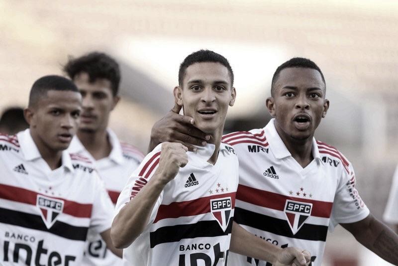 São Paulo vence Guarani e se classifica para a final da Copinha