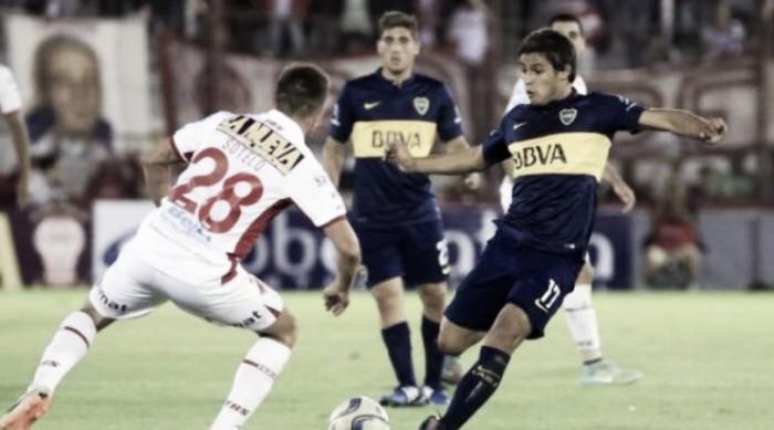 Boca recibirá a Huracán con un equipo alternativo