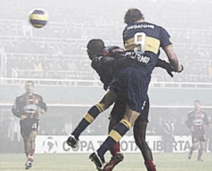 Las mayores goleadas del 'Xeneize' ante equipos colombianos en 'La Bombonera'