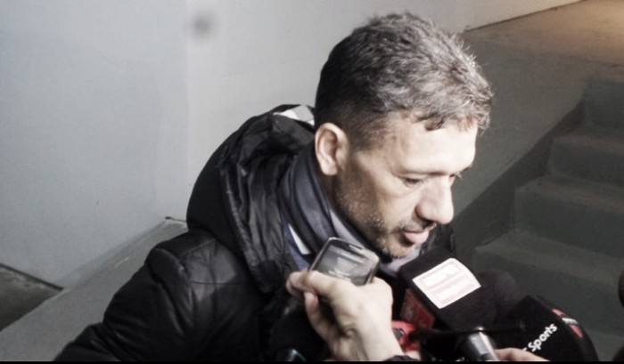 """Nelson Vivas: """"El punto es valorable"""""""