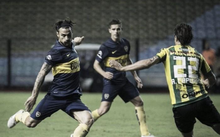 El breve historial entre Boca y Aldosivi