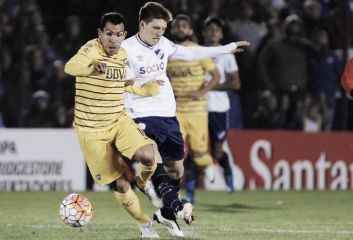 Nacional 1-1 Boca: Un empate con sabor agradable