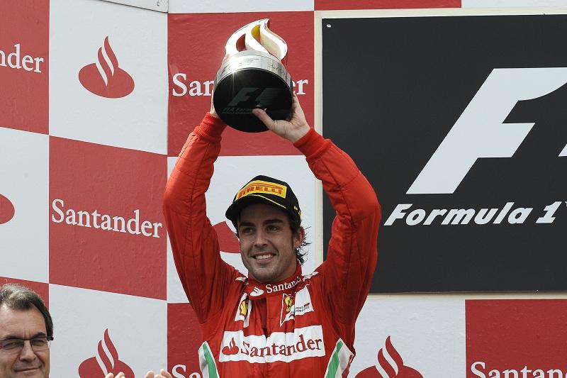 Alonso leader di classifica, inizia la riscossa Ferrari