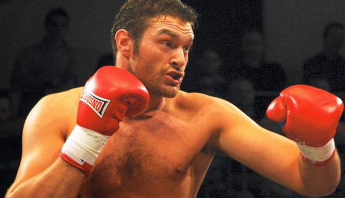 Fury claims Intercontinental belt and closes on Klitschko bout