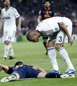 """Iniesta: """"A Pepe le conocemos todos"""""""