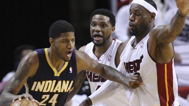 Bird e i Pacers spaventano Miami