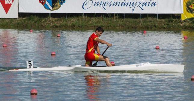 David Cal estará en la final de C1-1000m luchando por el Oro Olímpico