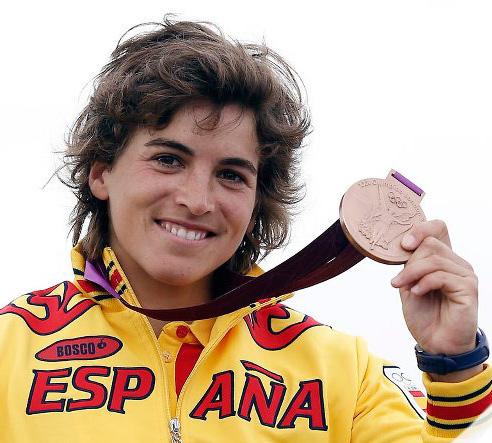 Chourraut, bronce olímpico