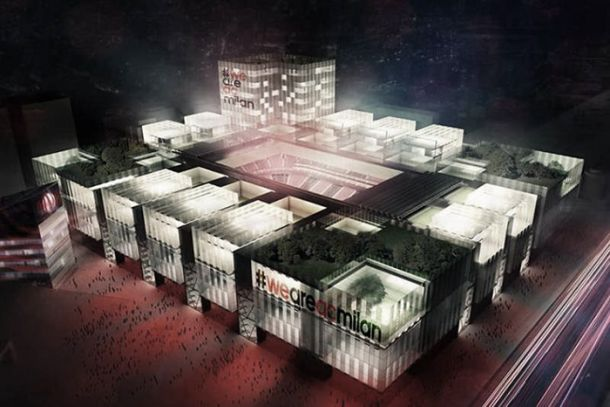 AC Milan apresenta casa que substituirá San Siro