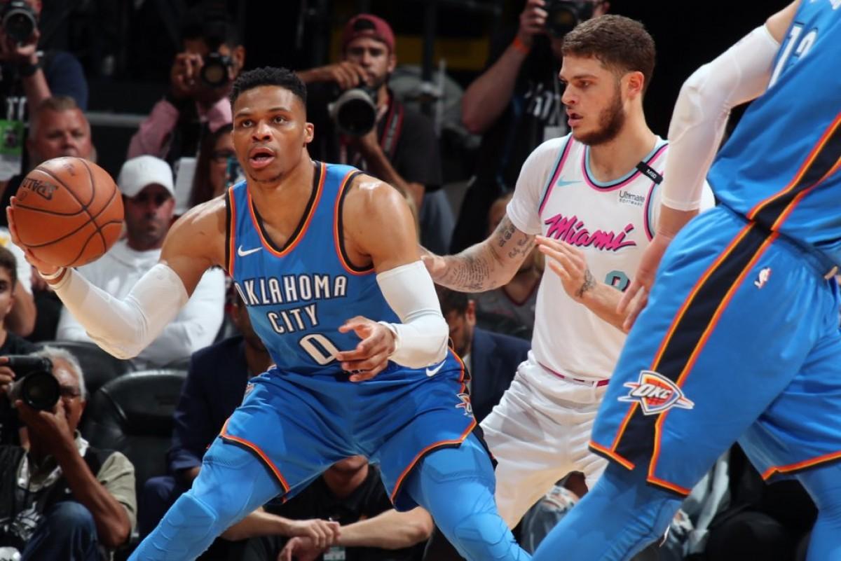 NBA - Cleveland espugna il Garden, Oklahoma la spunta nell'ultimo quarto a Miami