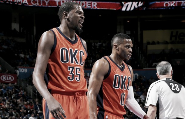 Nba, con Durant out per i Thunder è ancora il momento di Russell Westbrook