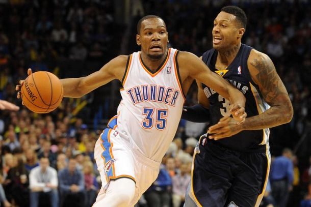 Memphis Grizzlies - Oklahoma City Thunder Preview