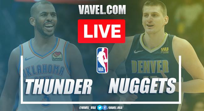 Full Highlights: Oklahoma City Thunder 113-101 Denver Nuggets