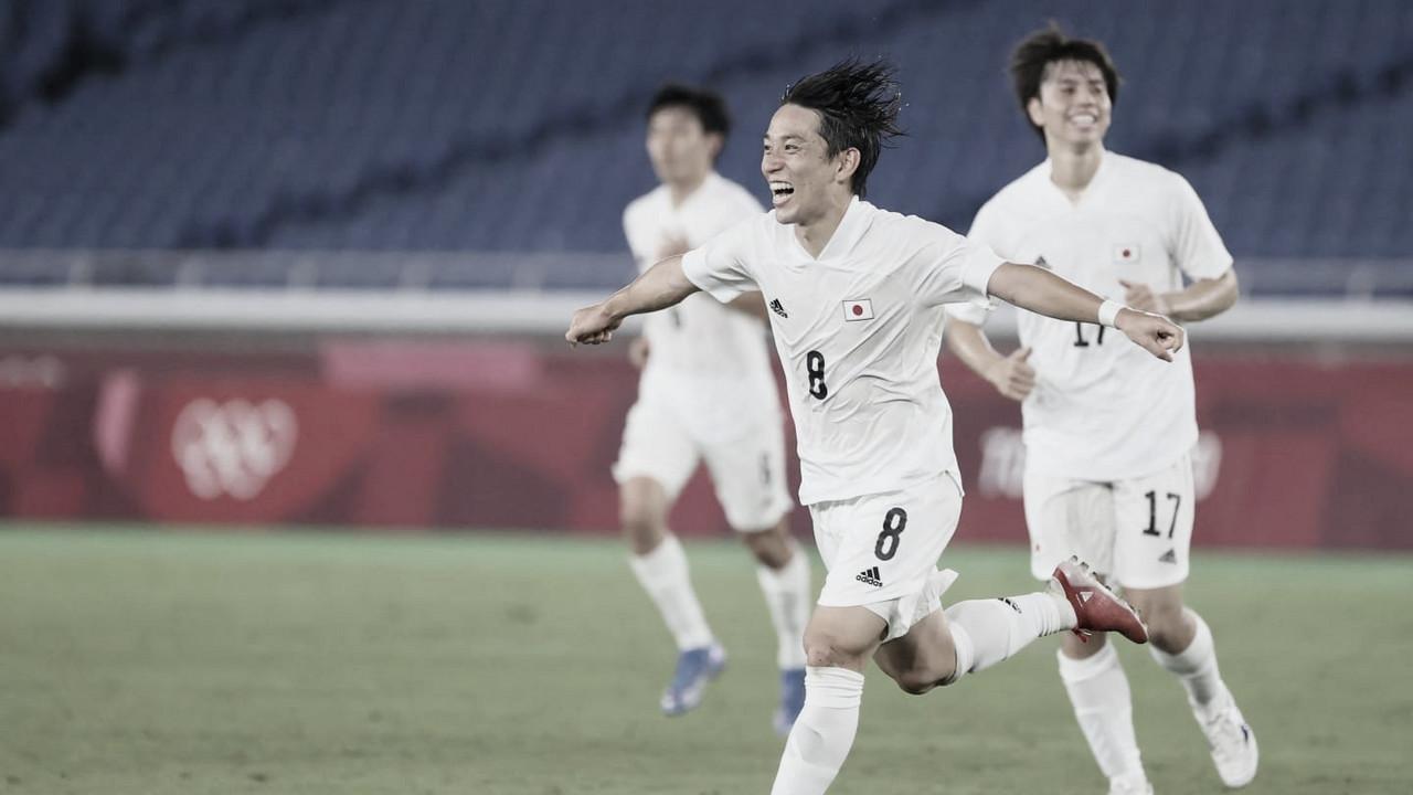 Francia 0-4 Japón: los nipones avanzan a los cuartos de final