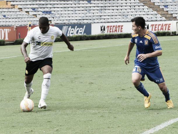 Con goles de Gignac y Sobis, Tigres derrotó a Dorados