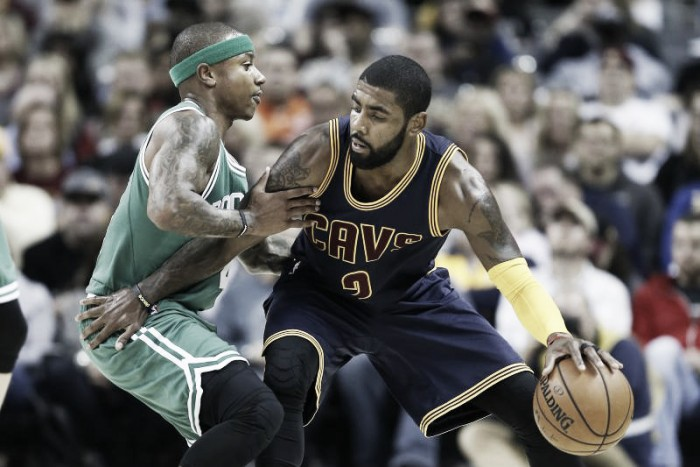 Scambio clamoroso: Irving a Boston, Thomas vola a Cleveland