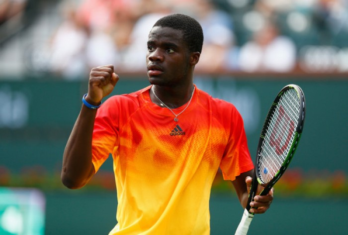 Irving Tennis Classic: Frances Tiafoe Rolls Past Benjamin Becker