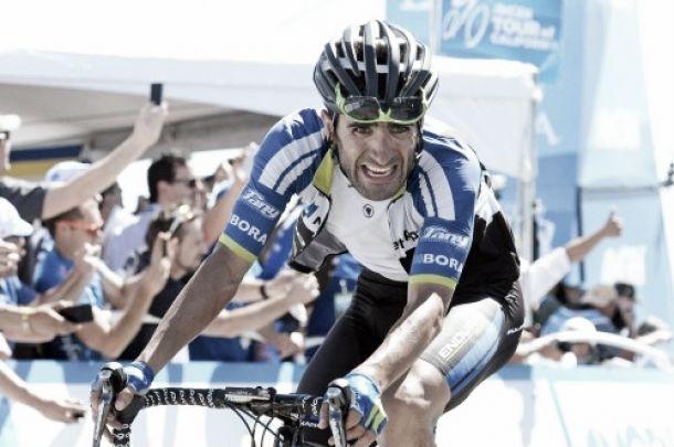 Gallopin veste a amarela e Tiago Machado sobe ao terceiro lugar do Tour
