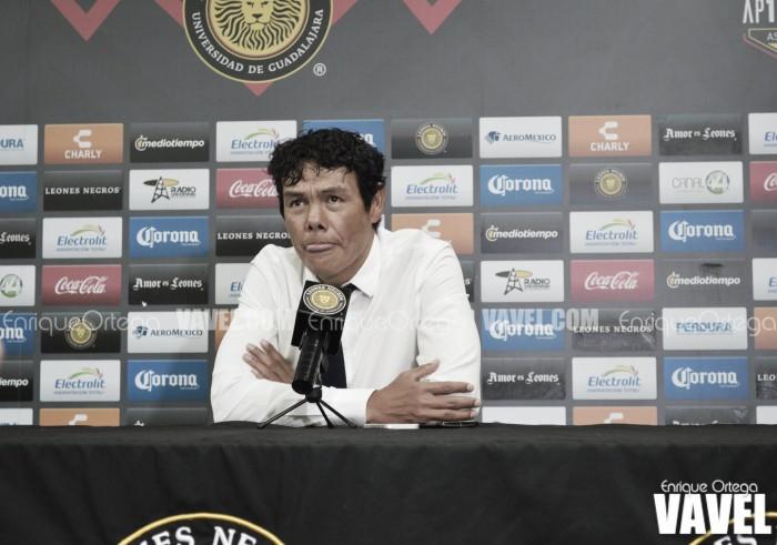 """Joel Sánchez: """"El partido clave era hoy y lo perdimos"""""""
