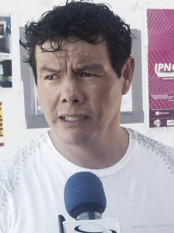 """Joel Sánchez: """"Se está conformando un buen plantel"""""""