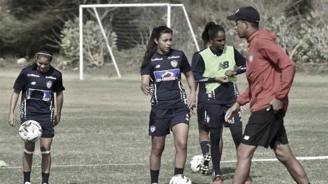 """Mariana Cardona: """"Tenemos honrar la casa de la selección con buen fútbol"""""""