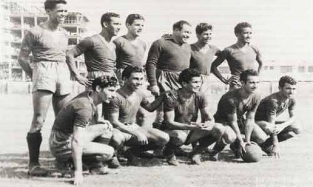 Tiburones Rojos de Veracruz, tradición de 1943 (I)