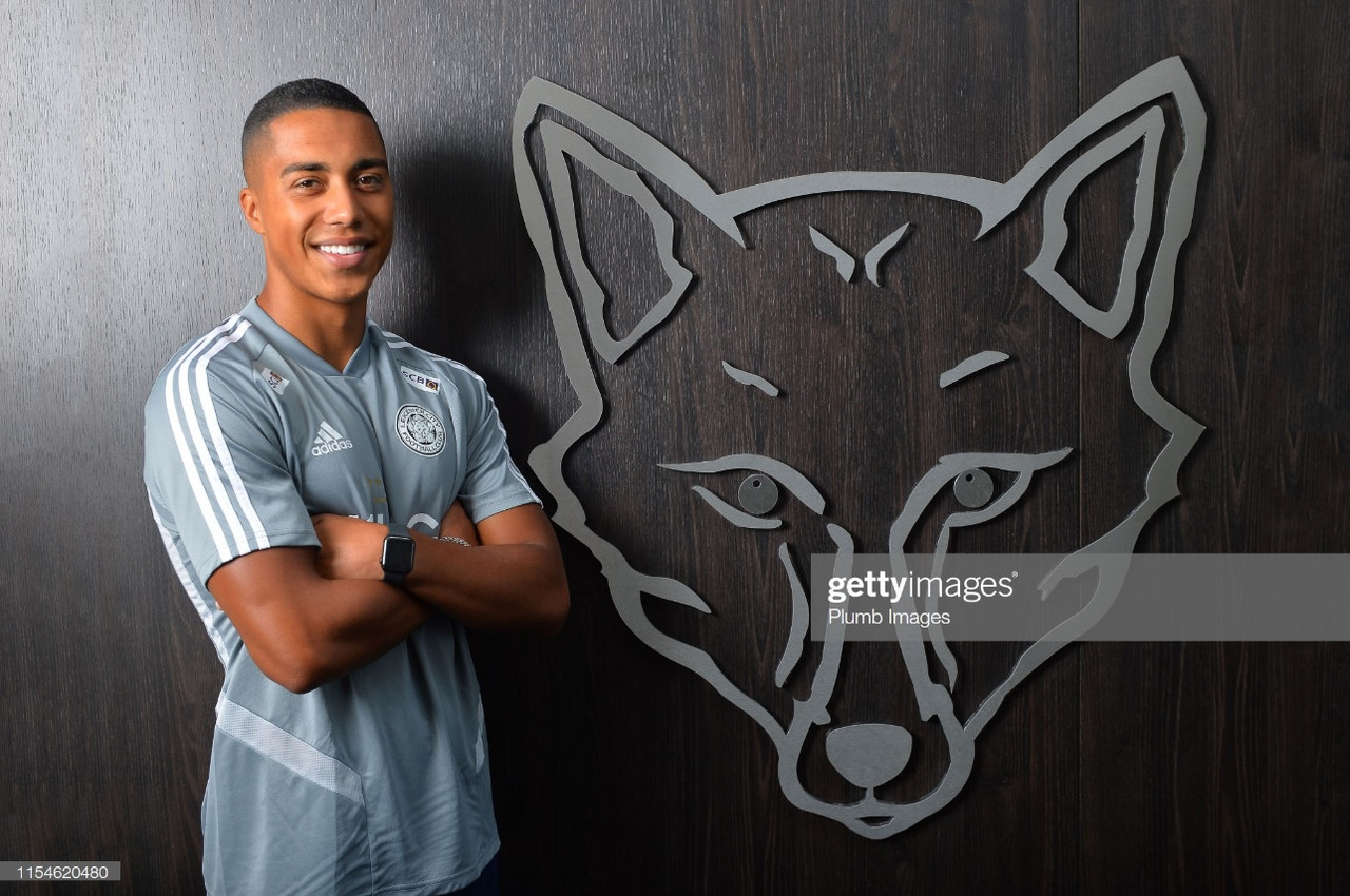 Leicester City smash transfer record as Youri Tielemans returns on permanent deal