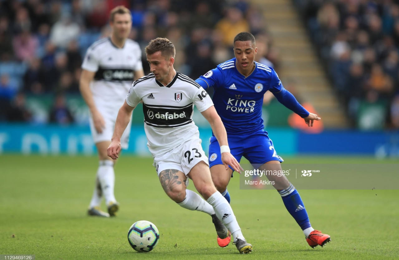 As it happened: Fulham move out of drop zone with Leicester win