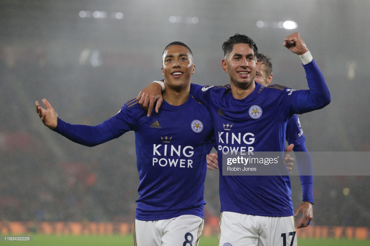 Southampton 0 9 Leicester City Foxes Secure Record Premier League Victory As Second Rate Saints Are Torn Apart Vavel International