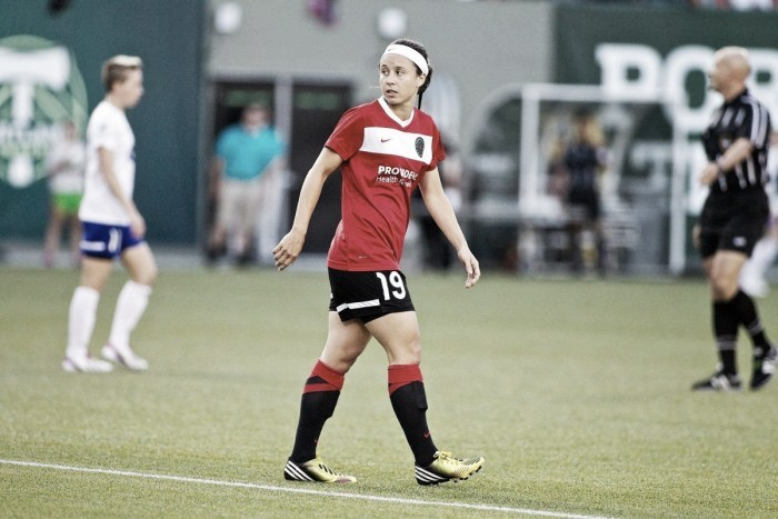 Tiffany Weimer joins the Houston Dash