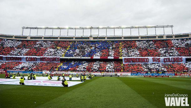 2014, el año dorado del Vicente Calderón