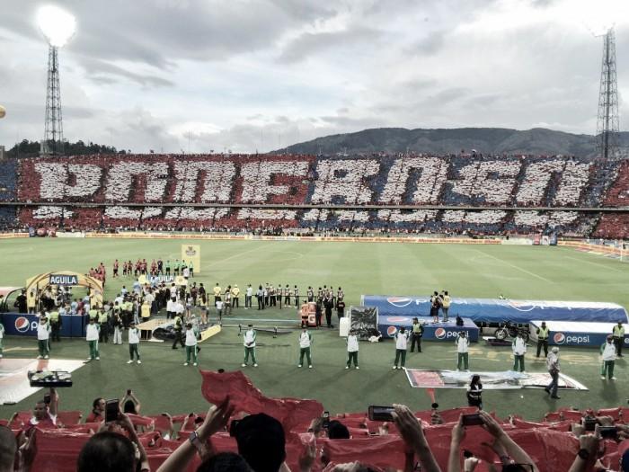 Los hinchas del Medellín acuden al llamado del 'Todos en Uno 2016-II'