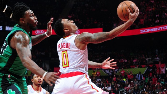 NBA - Ad un'Atlanta cinica va gara 1, a Boston manca il guizzo giusto (102-101)