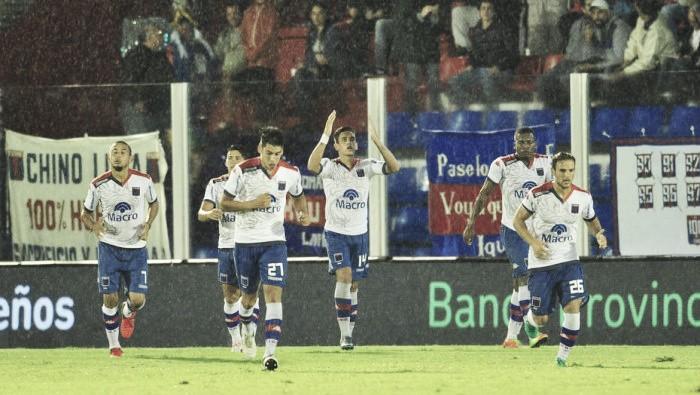 Tigre y un diluvio de goles ante San Lorenzo