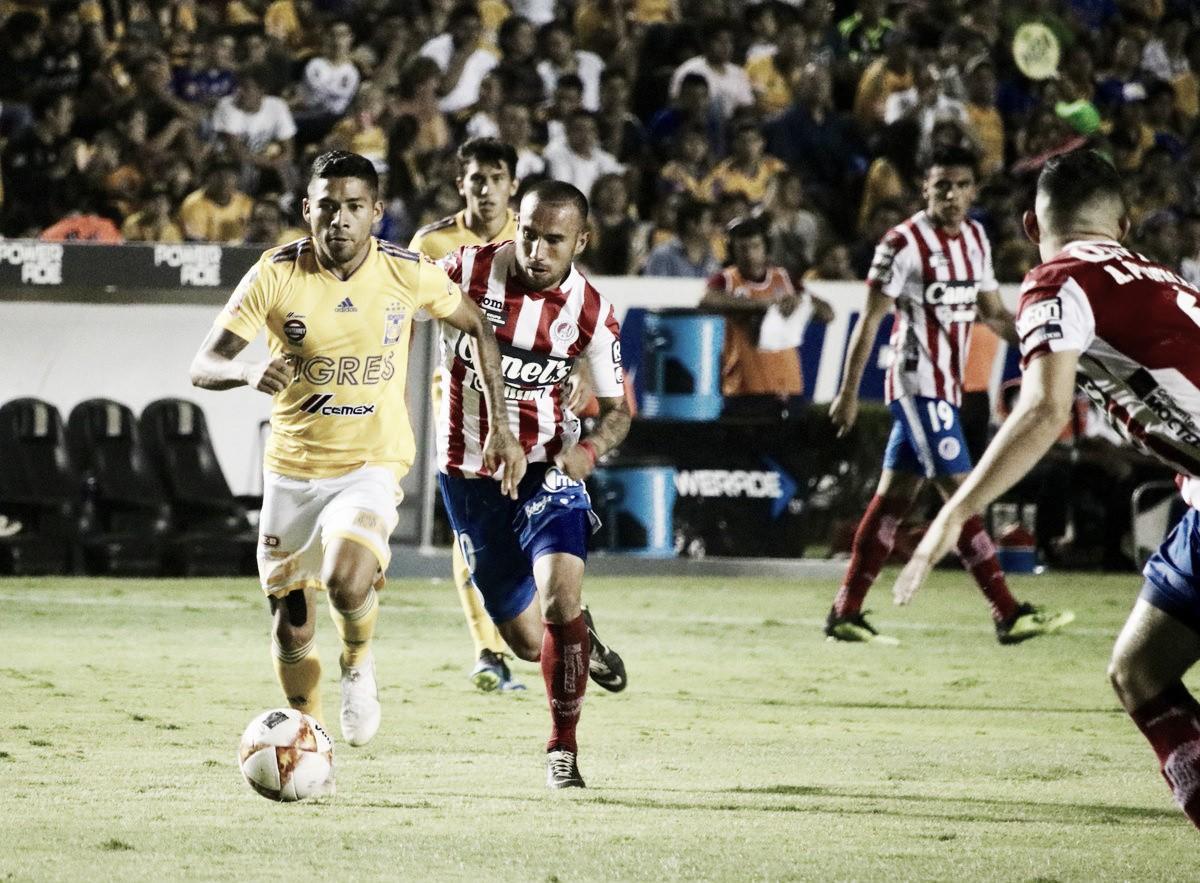 Ruge el Tigre en Copa MX