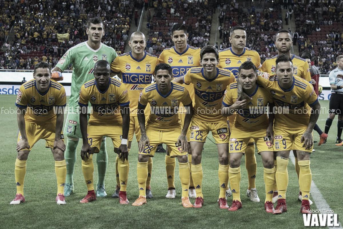 Los Tigres quedaron a deber como visitantes en el Clausura 2018