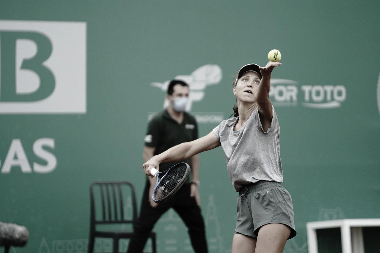 Tig precisa de oito match points, mas vence batalha com Bouchard e conquista WTA de Istambul
