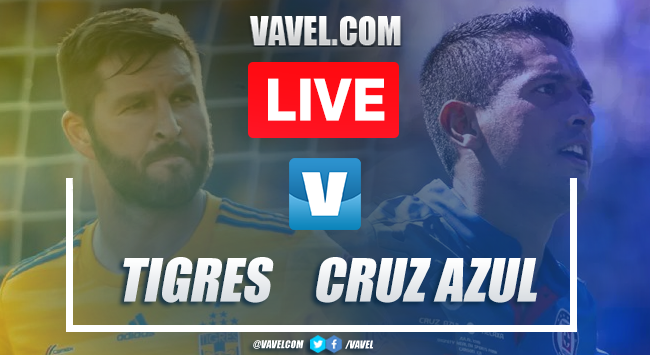 Cruz Azul vs Tigres: LIVE Stream and Updates (0-0)