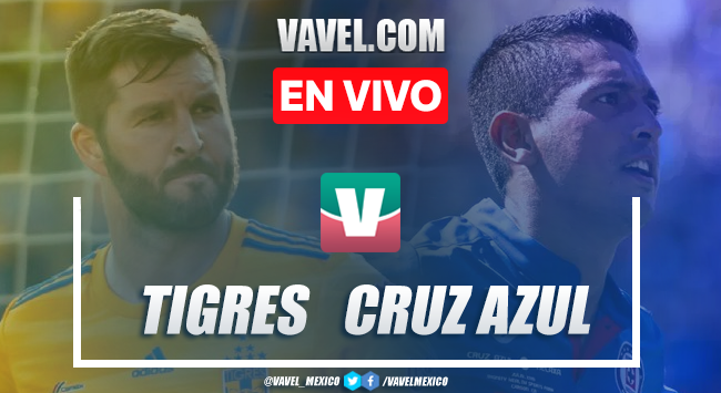 Tigres vs Cruz Azul en vivo cómo ver transmisión TV online en Final Leagues Cup 2019 (0-0)