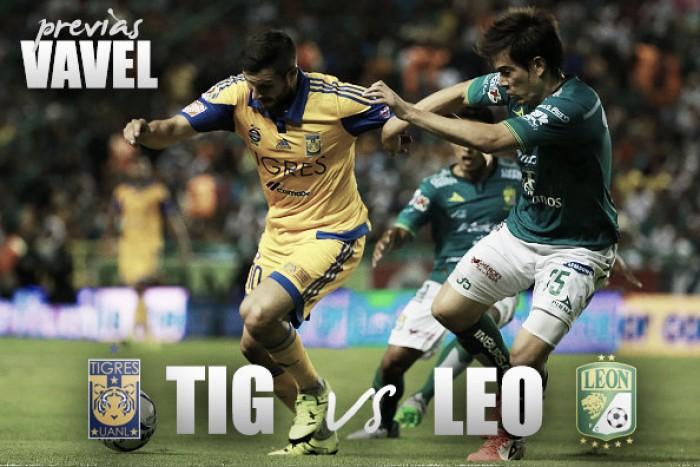 Previa Tigres - León: la redición de la última final