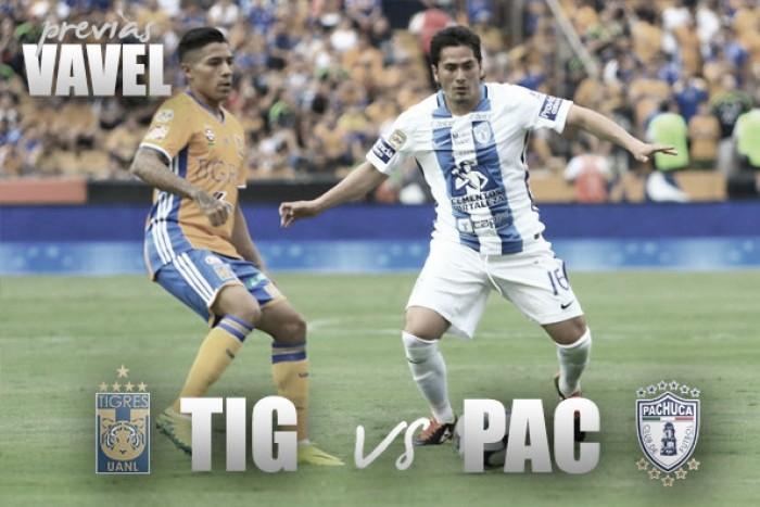 Previa Tigres - Pachuca: por la semifinal