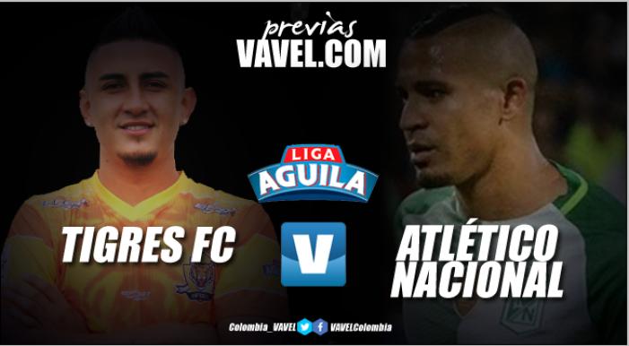Previa Tigres FC - Atlético Nacional: El 'verde' buscará confianza fuera de casa