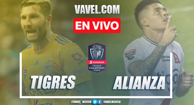Resumen y goles: Tigres 4-2 Alianzaen Concachampions 2020