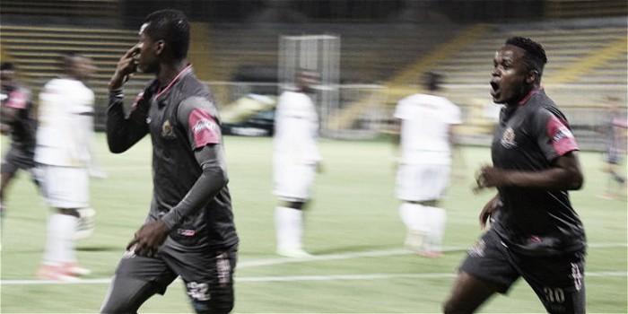 ¡Tolima se lleva un punto como visitante ante Tigres en el Estadio de Techo!