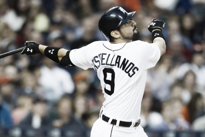 Nick Castellanos off to hot start for Detroit Tigers