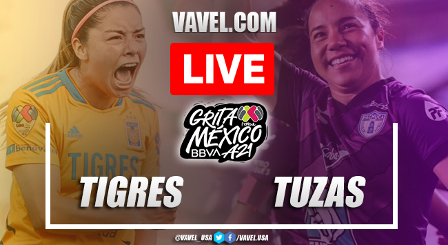 Goals and Highlights: Tigres Femenil 5-0 Pachuca Femenil in Liga MX Femenil 2021