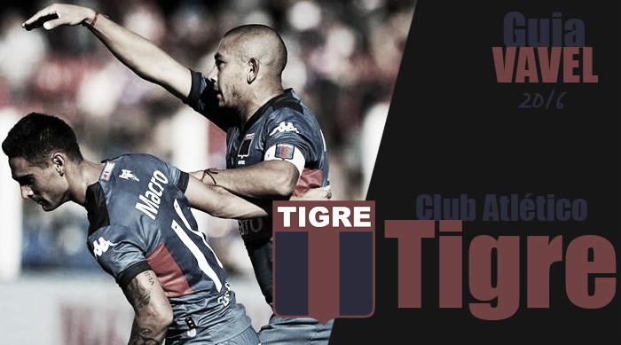 Guía Tigre 2016: un nuevo camino
