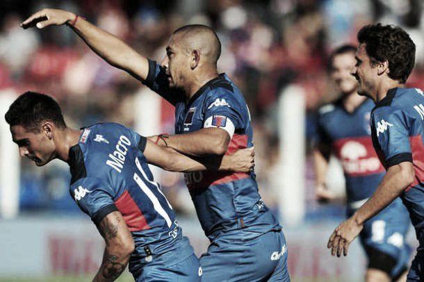 Tigre 1 - Olimpo 0: Puntuaciones del Matador