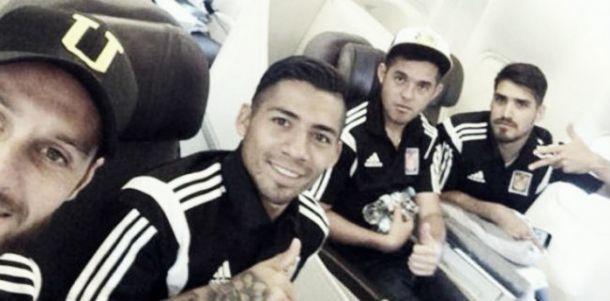 El rival llegó a Buenos Aires